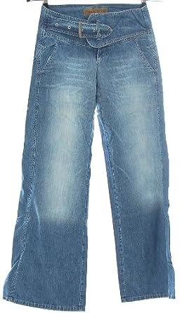 freeman porter jeans hose weites bein vintage w29 l34 blue. Black Bedroom Furniture Sets. Home Design Ideas