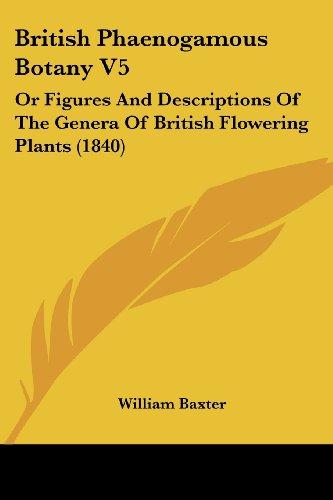 British Phaenogamous Botany V5: Or Figures and Descriptions of the Genera of British Flowering Plants (1840)