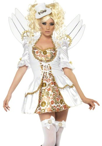 Smiffy's Women's Steam Punk Angel Costume