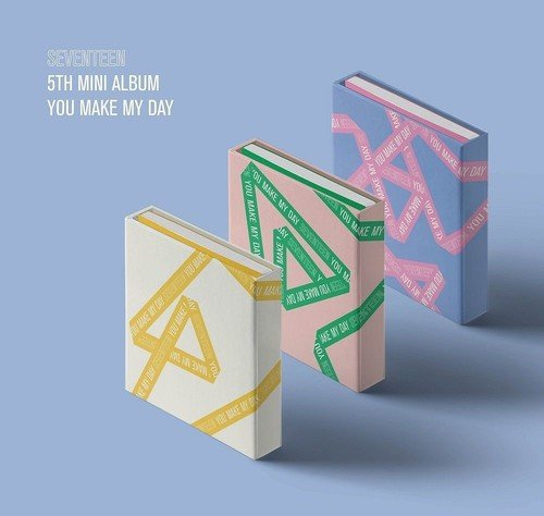 CD : Seventeen - You Make My Day (random Cover) (Asia - Import)