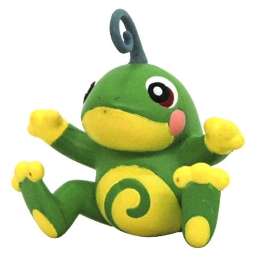 Amazon.com: Politoed [186] - Pokemon Monster Collection ~2