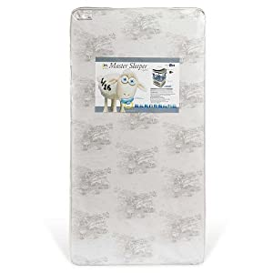 Serta Master Sleeper Crib and Toddler Mattress