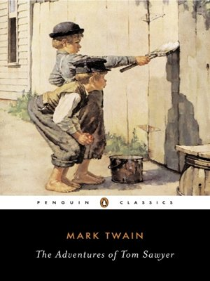 Cover of The Adventures of Tom Sawyer (Penguin Classics)