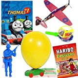 PRE FILLED Thomas the Tank Engine BARGAIN Party Bag (Boys Toys) [Toy]