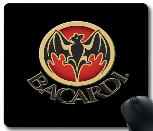 bacardi-logo-y59k8b-mouse-pad-tappetino-per-mouse-bella-tappetino-mouse