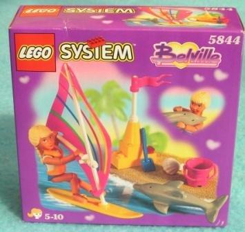 Lego 5844 Belville Dolphin Windsurfer kaufen