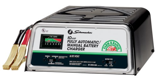 Schumacher SE-3004MA Fully Automatic/Manual Charger