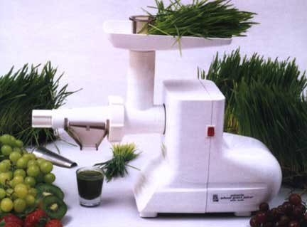 Miracle Mj550 Electric Wheatgrass Juicer Purchase