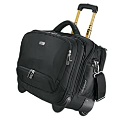 Buy High Sierra® Integral Deluxe Wheeled 17 Computer Case - Black by High Sierra