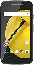 Motorola Moto E (2nd Generation) Unlocked Cellphone, Black