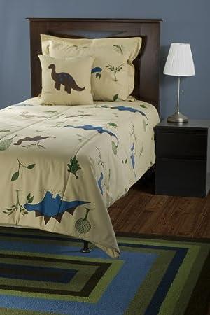Dinosaur Twin Comforter Set