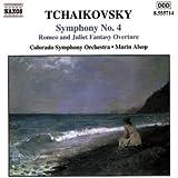 Tchaikovsky - Symphony No 4; Romeo & Juliet Overture
