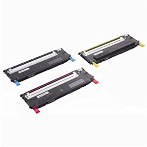 Compatible Dell (330-3015) Cyan Laser Toner Cartridge (up to 1,000 pages)