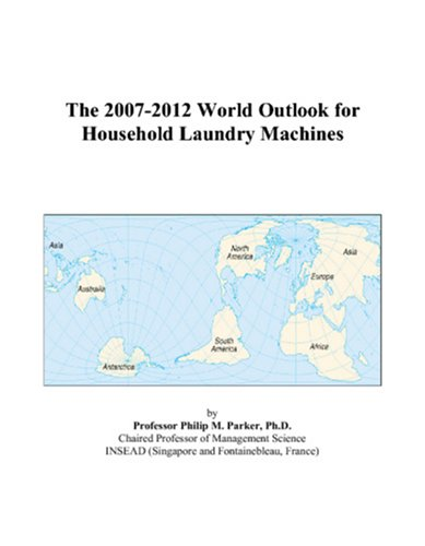 The 2007-2012 World Outlook For Household Laundry Machines front-188910