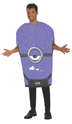 Rubie's Costume Men's Despicable Me 2 Adult Purple Minion
