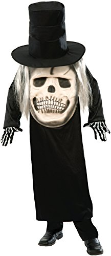 Forum Novelties Big Face Reaper Costume, One Size