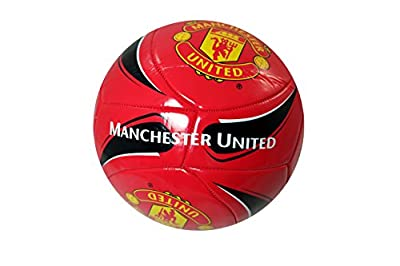 2014 Manchester United Official Size Soccer Ball-Home-#5