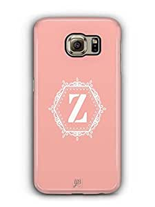 YuBingo Monogram with Beautifully Written letter Z Mobile Case Back Cover for Samsung Galaxy S6