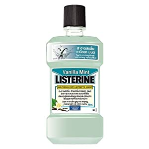 listerine vanilla mint an analysis Listerine antiseptic mouthwash reviews other while the vanilla listerine works very my teeth feel squeaky clean after i use listerine vanilla mint.