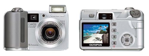 Olympus Camedia C-5500