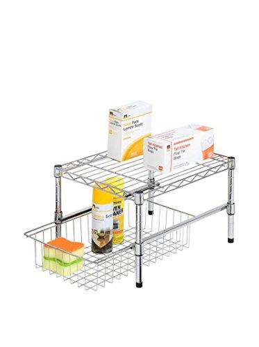 honey-can-do-metal-shf-03525-adjustable-shelf-with-under-cabinet-organizer-chrome