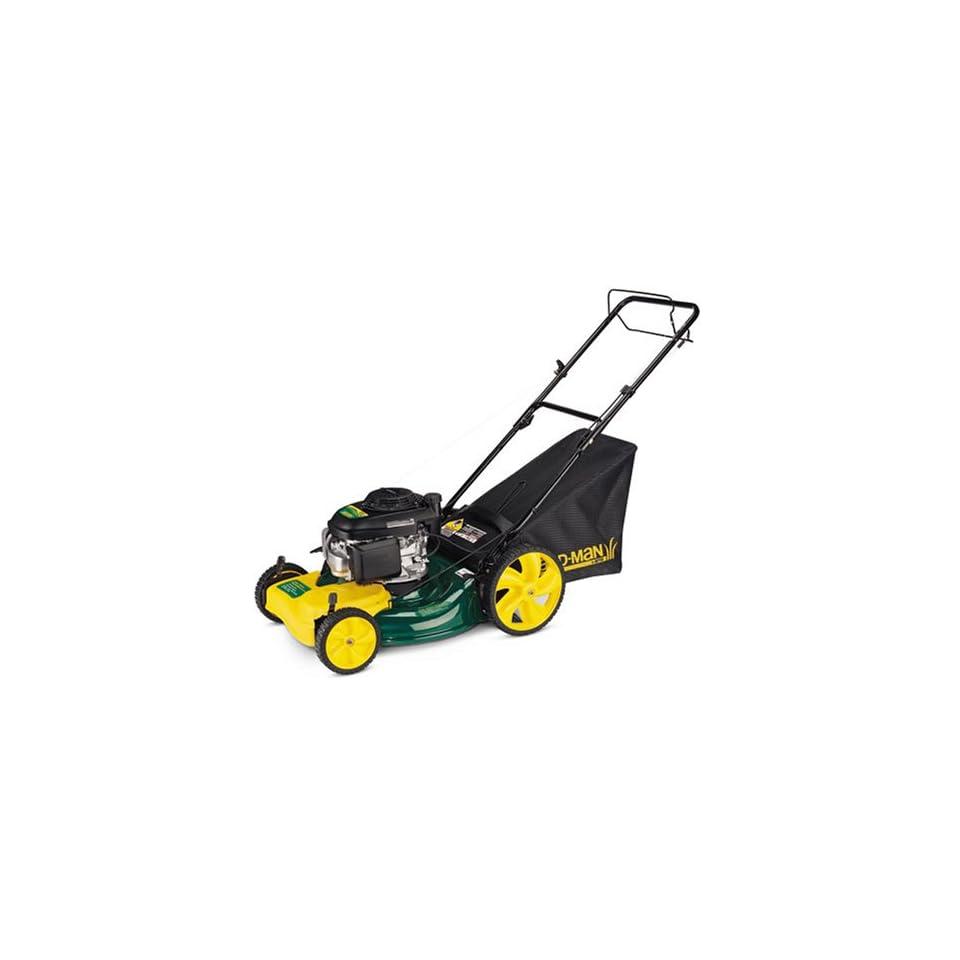 yard man      deck  honda cc engine  propelled lawn mower