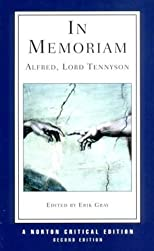 In Memoriam (Norton Critical Editions)