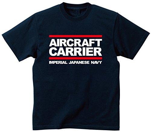 (サカキ) SAKAKI 鳳翔Tシャツ (XL, ネイビー)