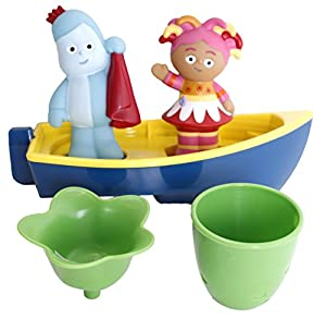 In The Night Garden Iggle Piggle's Floaty Boat Playset