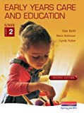 img - for S/NVQ Early Years Care and Education: Student Handbook Level 2 book / textbook / text book