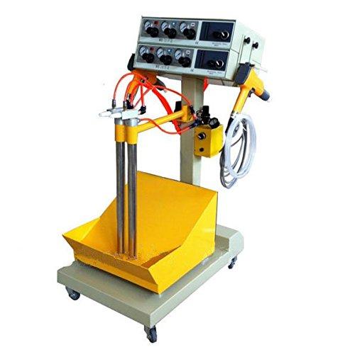 Gowe Doule System Vibratory Electrostatic Powder Coating Machine