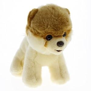 Gund Boo Plush Stuffed Dog Toy Cutest Dog in the World by Gund