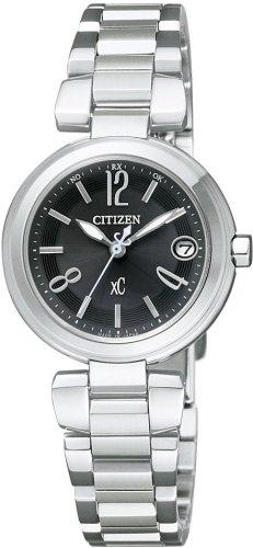 [シチズン]CITIZEN 腕時計 xC クロスシー Eco-Drive エコ・ドライブ 電波時計 MINISOL XCD38-9061 レディース