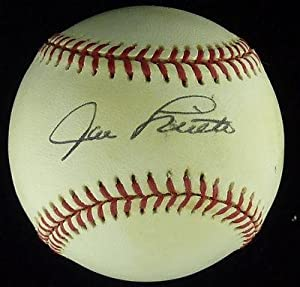 Joe Lovitto Signed Baseball Texas Rangers JSA COA Auto by Sports+Memorabilia