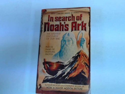 In Search Of Noah'S Ark front-557241