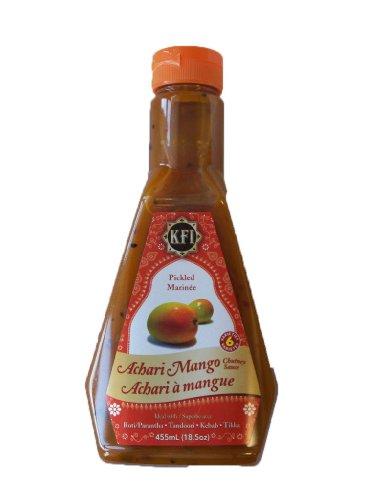 KFI Achari Mango Chutney Sauce 18.5 oz