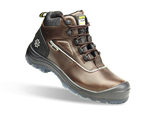 SAFETY JOGGER Men's Toe Lightweight EH PR Water Resistant Mid Cut Boot