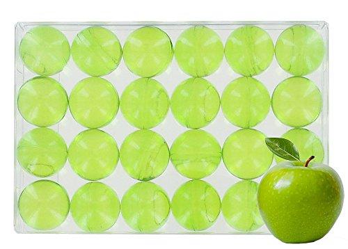 boite-de-24-perles-dhuile-de-bain-pomme-translucide
