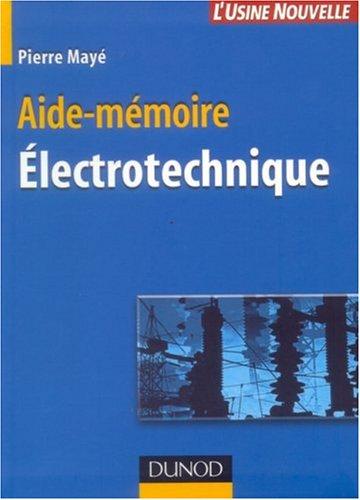 Aide Mémoire - Electrotechnique [MULTI]