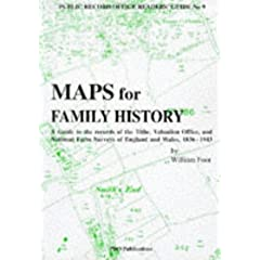 Maps for Family History