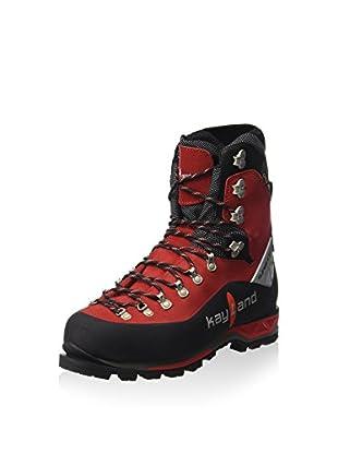 Kayland Calzado Outdoor Super Ice Evo Gtx Krk Mountaineering (Negro / Rojo)