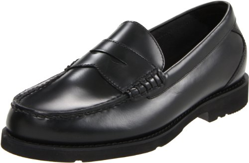 Rockport Men's Shakespeare Circle Black Shoe K53879 7 UK