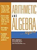 img - for Arithmetic and Algebra Again (Schaum's Paperbacks) book / textbook / text book