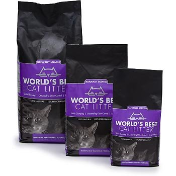 World S Best Scented Multi Cat Clumping Litter Review