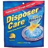 Mr Scrappy Disposer care