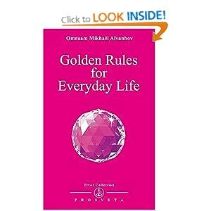 Golden Rules for Everyday Life: Amazon.co.uk: Mikhael ...