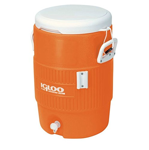 Igloo 5 Gallon Seat Top Beverage Jug with spigot (Drink Cooler Gallon compare prices)
