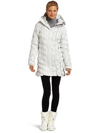 Sierra Designs女款齐膝长款羽绒服折后白色$109.72Women's Long Flex Coat
