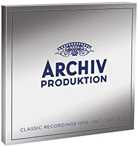 Archiv Produktion: Classical Recordings 1956-1982 [5 LP][Limited Edition]