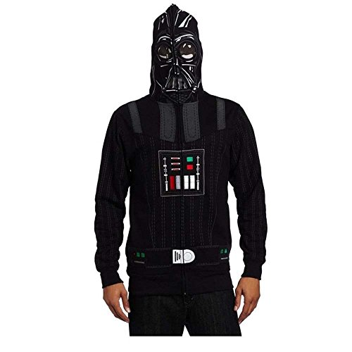 Ya-cos Star Wars I am Darth Vader Casual Jacket Cosplay Costume